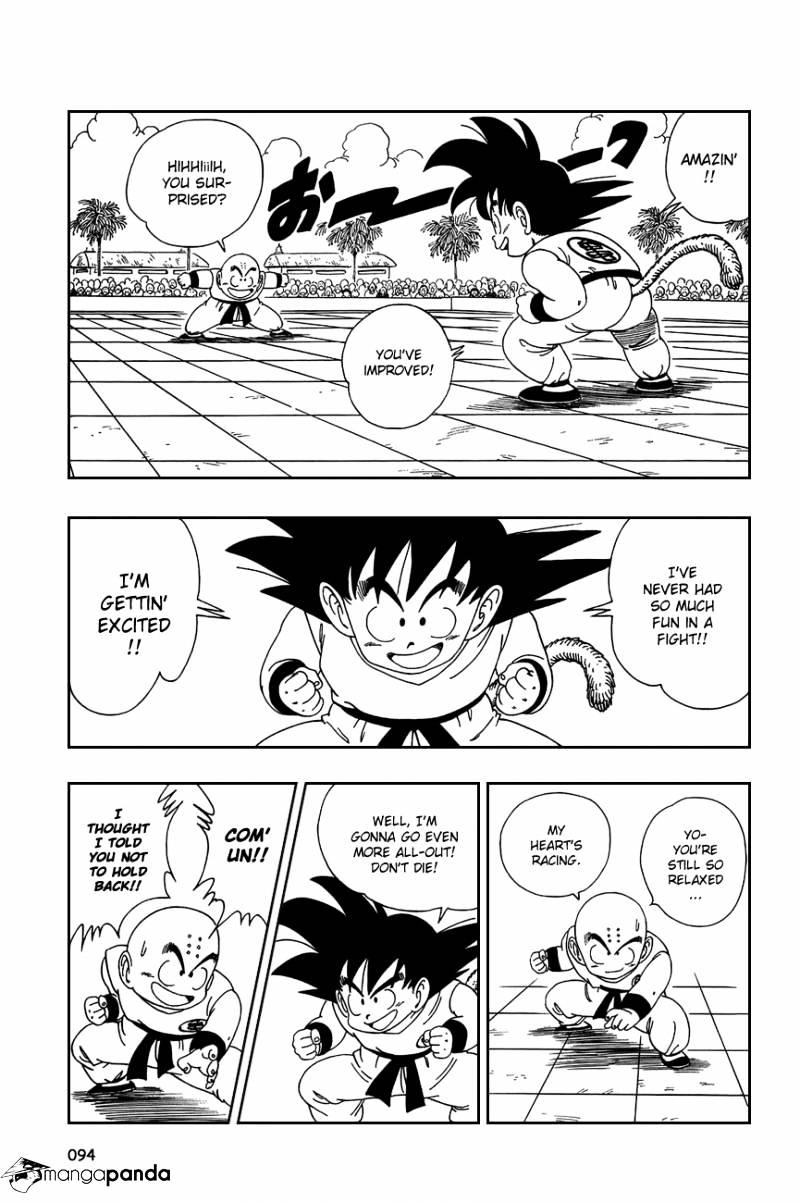 Dragon Ball Chapter 126  Online Free Manga Read Image 4