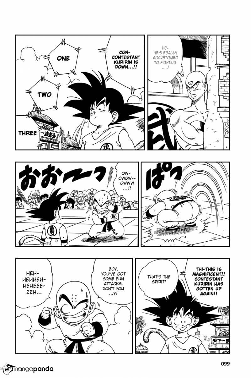 Dragon Ball Chapter 126  Online Free Manga Read Image 9