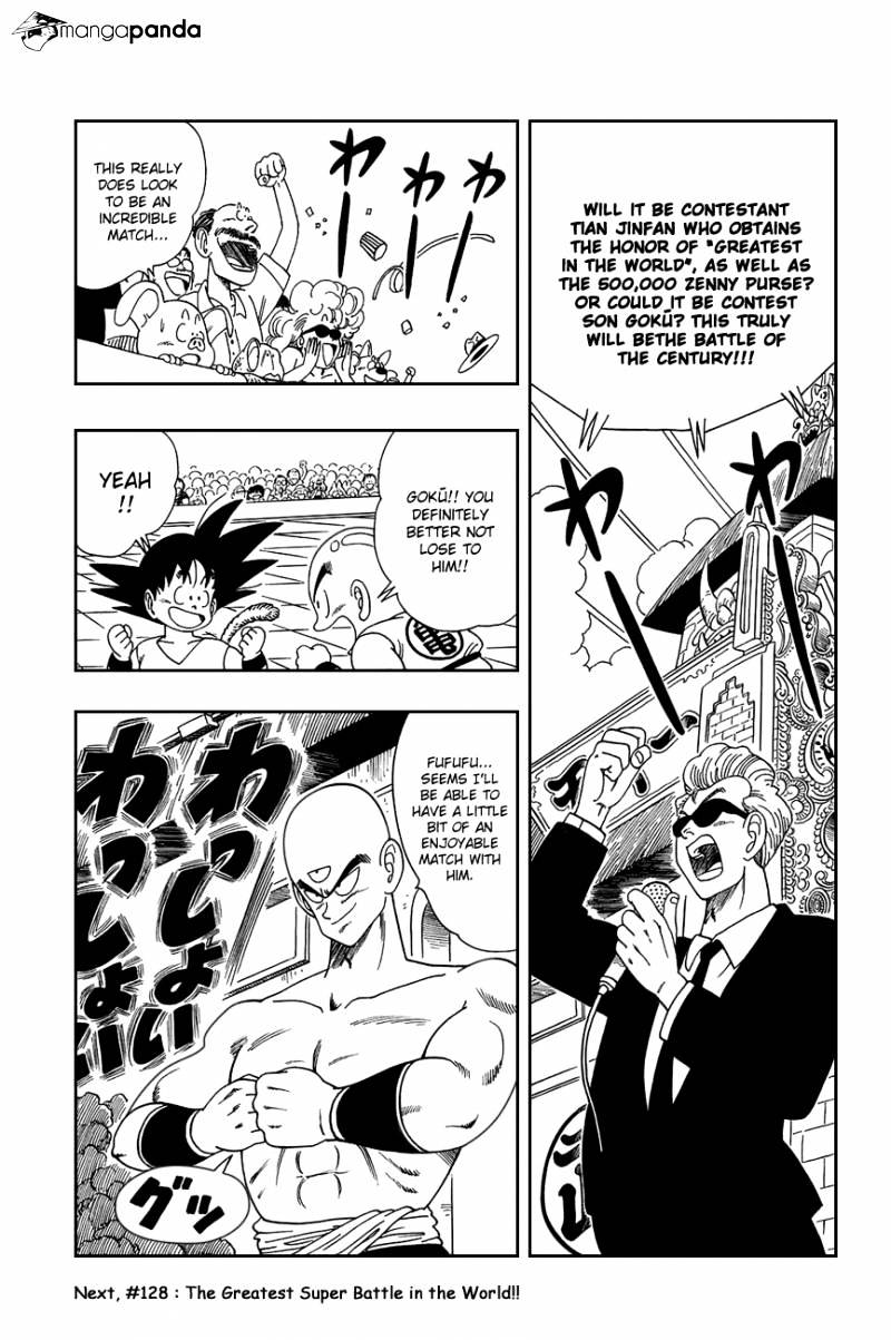 Dragon Ball Chapter 127  Online Free Manga Read Image 14