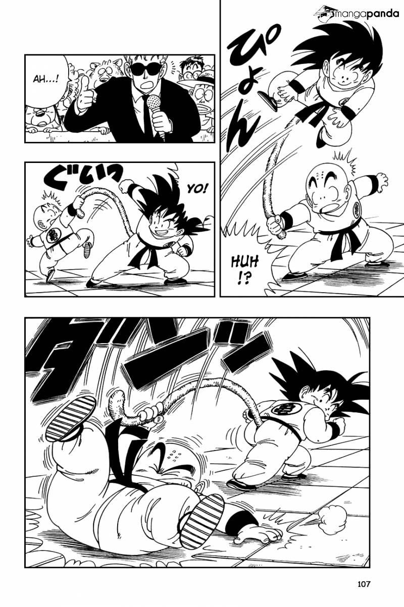 Dragon Ball Chapter 127  Online Free Manga Read Image 3