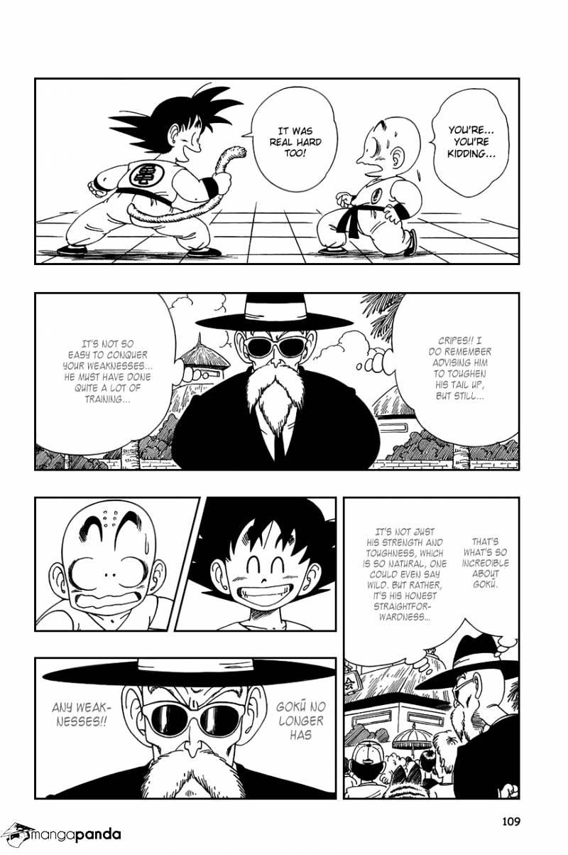 Dragon Ball Chapter 127  Online Free Manga Read Image 5