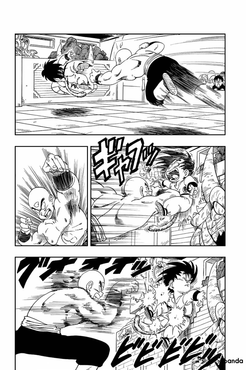 Dragon Ball Chapter 128  Online Free Manga Read Image 13