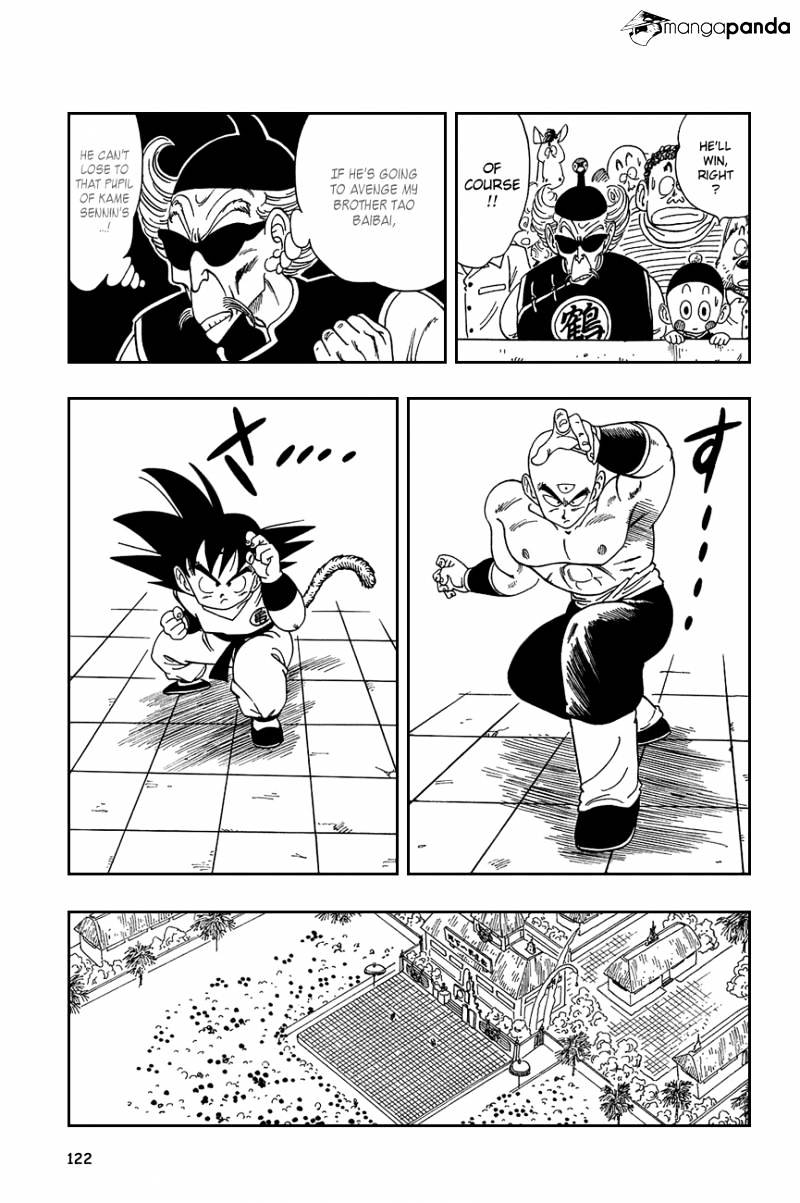 Dragon Ball Chapter 128  Online Free Manga Read Image 4