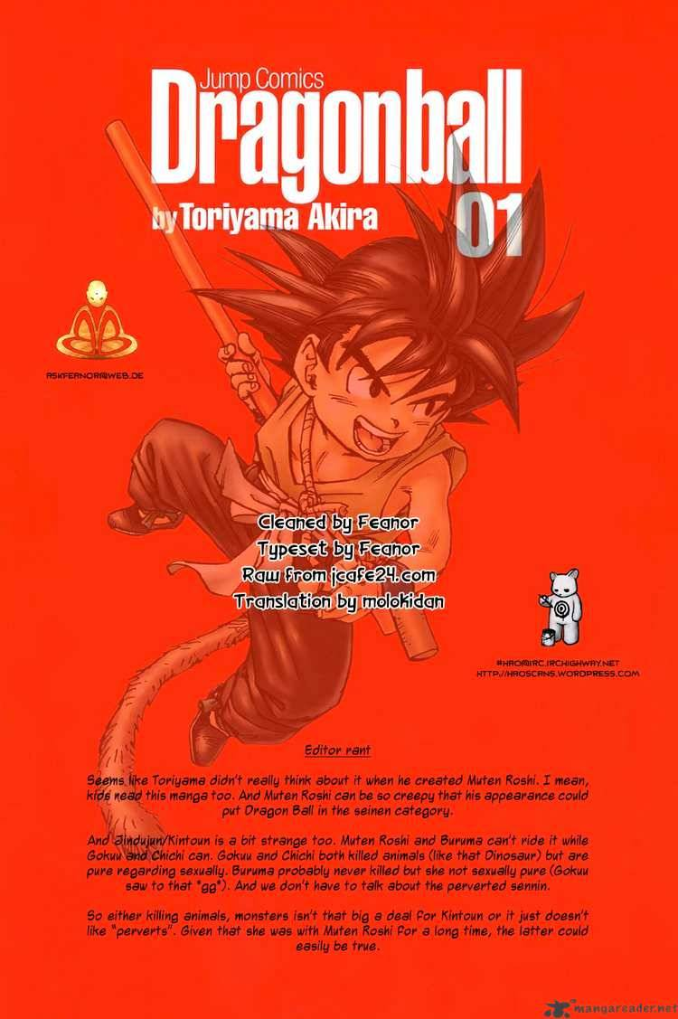 Dragon Ball Chapter 13  Online Free Manga Read Image 13