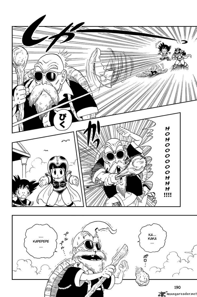 Dragon Ball Chapter 13  Online Free Manga Read Image 3