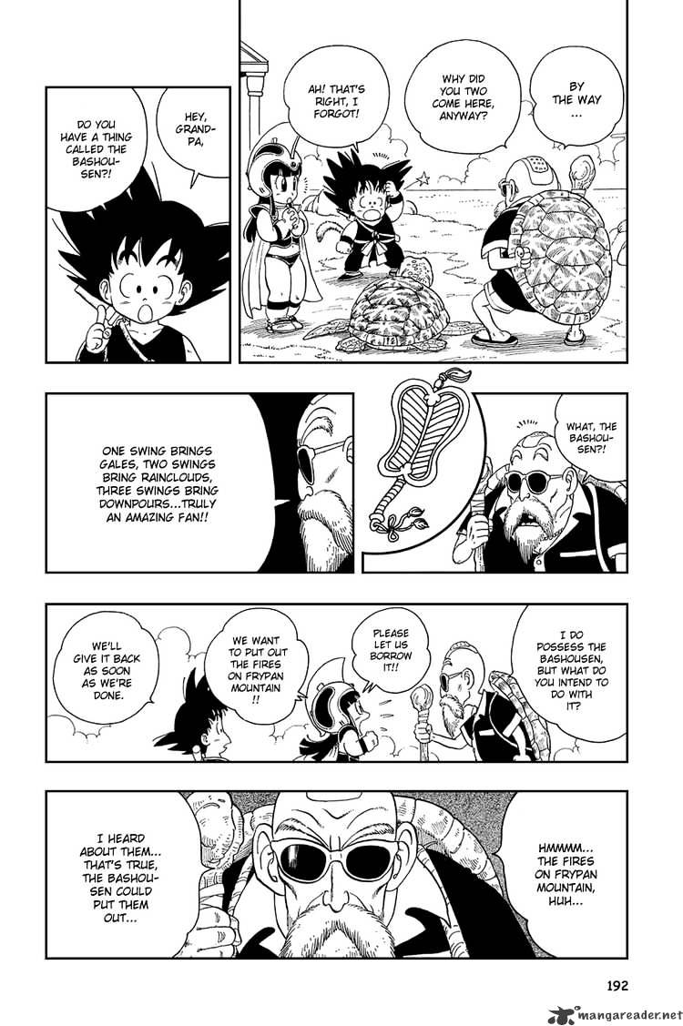 Dragon Ball Chapter 13  Online Free Manga Read Image 5