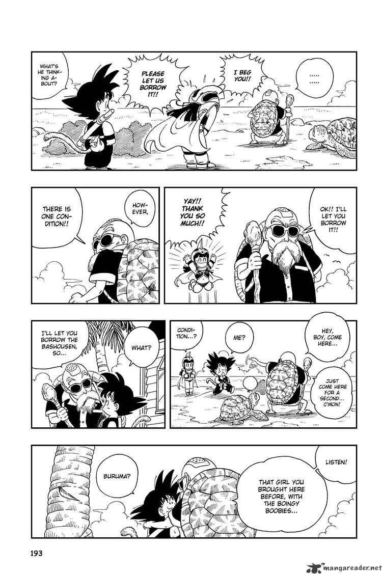Dragon Ball Chapter 13  Online Free Manga Read Image 6
