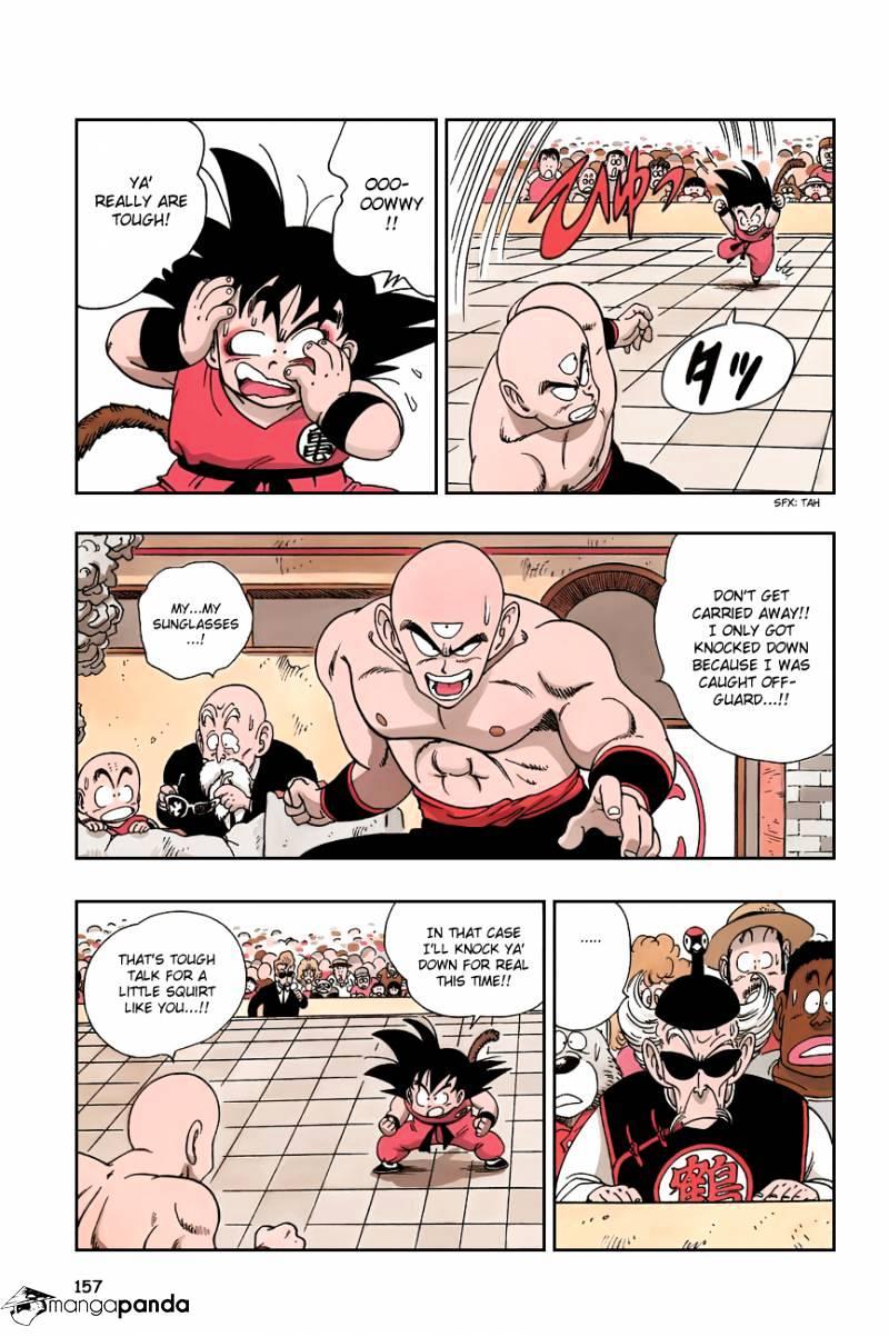 Dragon Ball Chapter 130  Online Free Manga Read Image 11