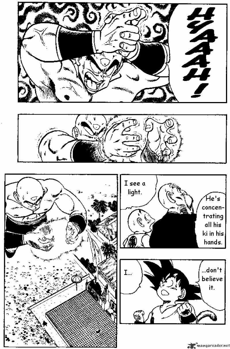 Dragon Ball Chapter 133  Online Free Manga Read Image 3