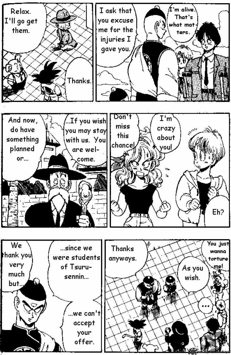 Dragon Ball Chapter 134  Online Free Manga Read Image 12