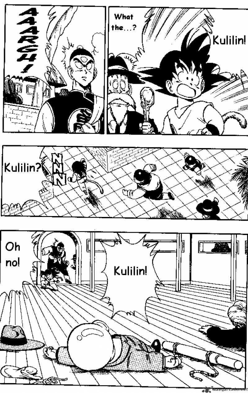 Dragon Ball Chapter 134  Online Free Manga Read Image 13