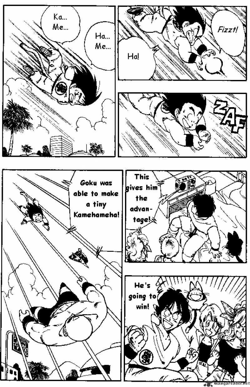 Dragon Ball Chapter 134  Online Free Manga Read Image 7