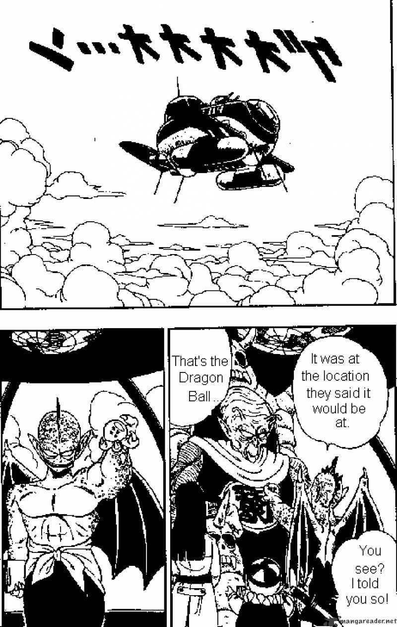 Dragon Ball Chapter 136  Online Free Manga Read Image 10