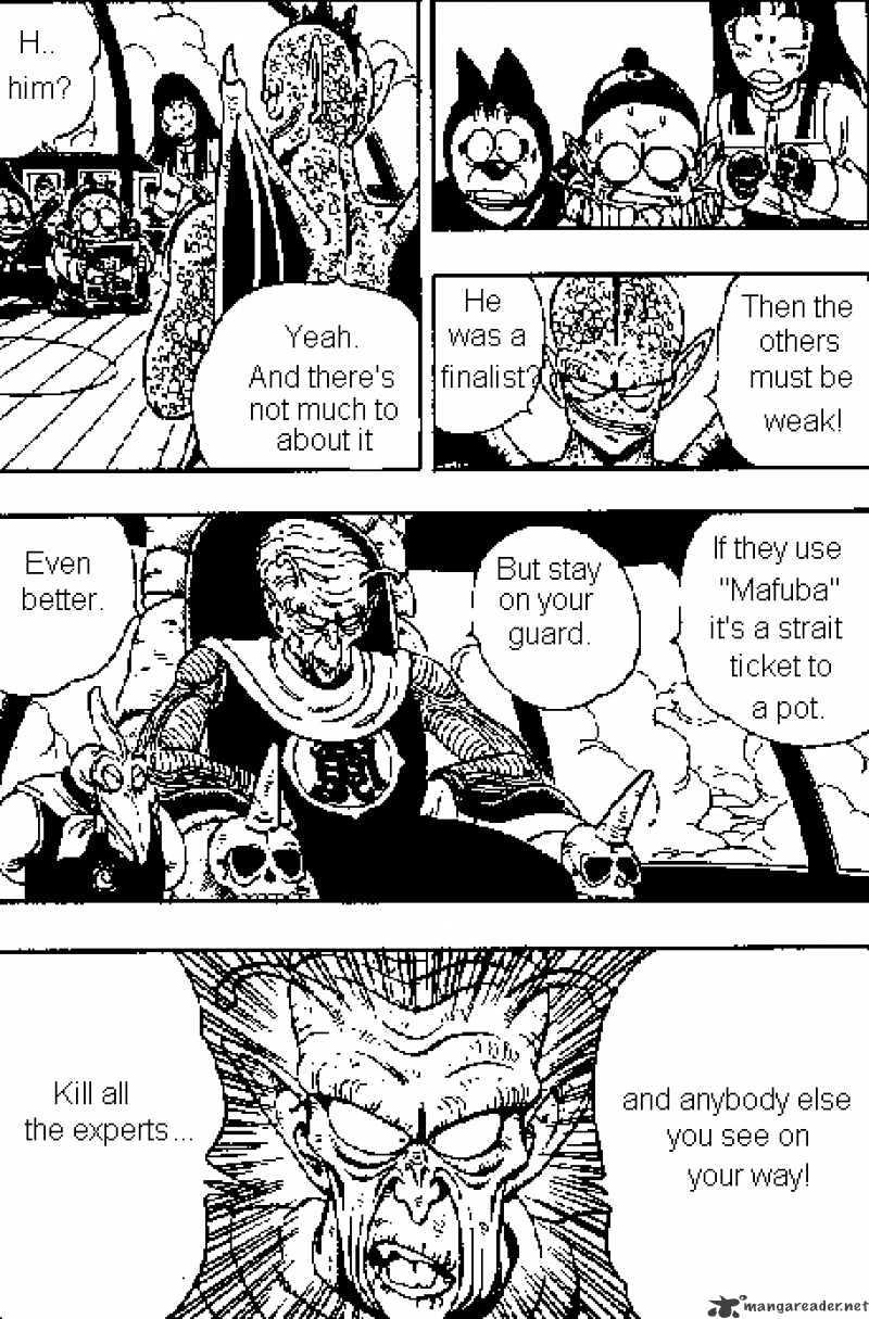 Dragon Ball Chapter 136  Online Free Manga Read Image 13