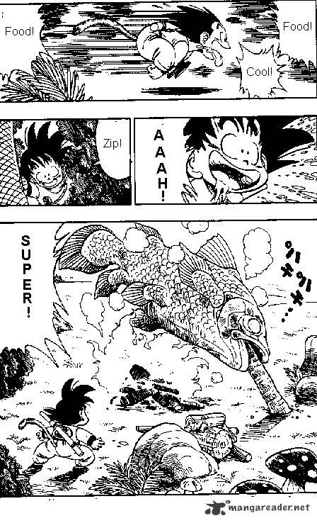 Dragon Ball Chapter 137  Online Free Manga Read Image 1