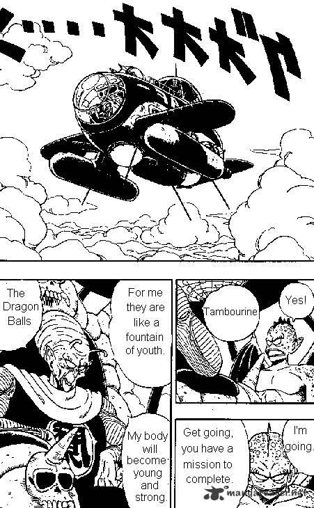 Dragon Ball Chapter 137  Online Free Manga Read Image 3