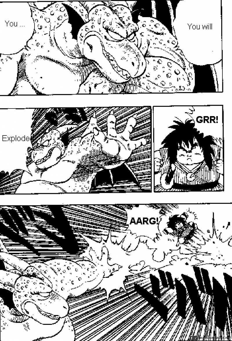 Dragon Ball Chapter 139  Online Free Manga Read Image 10