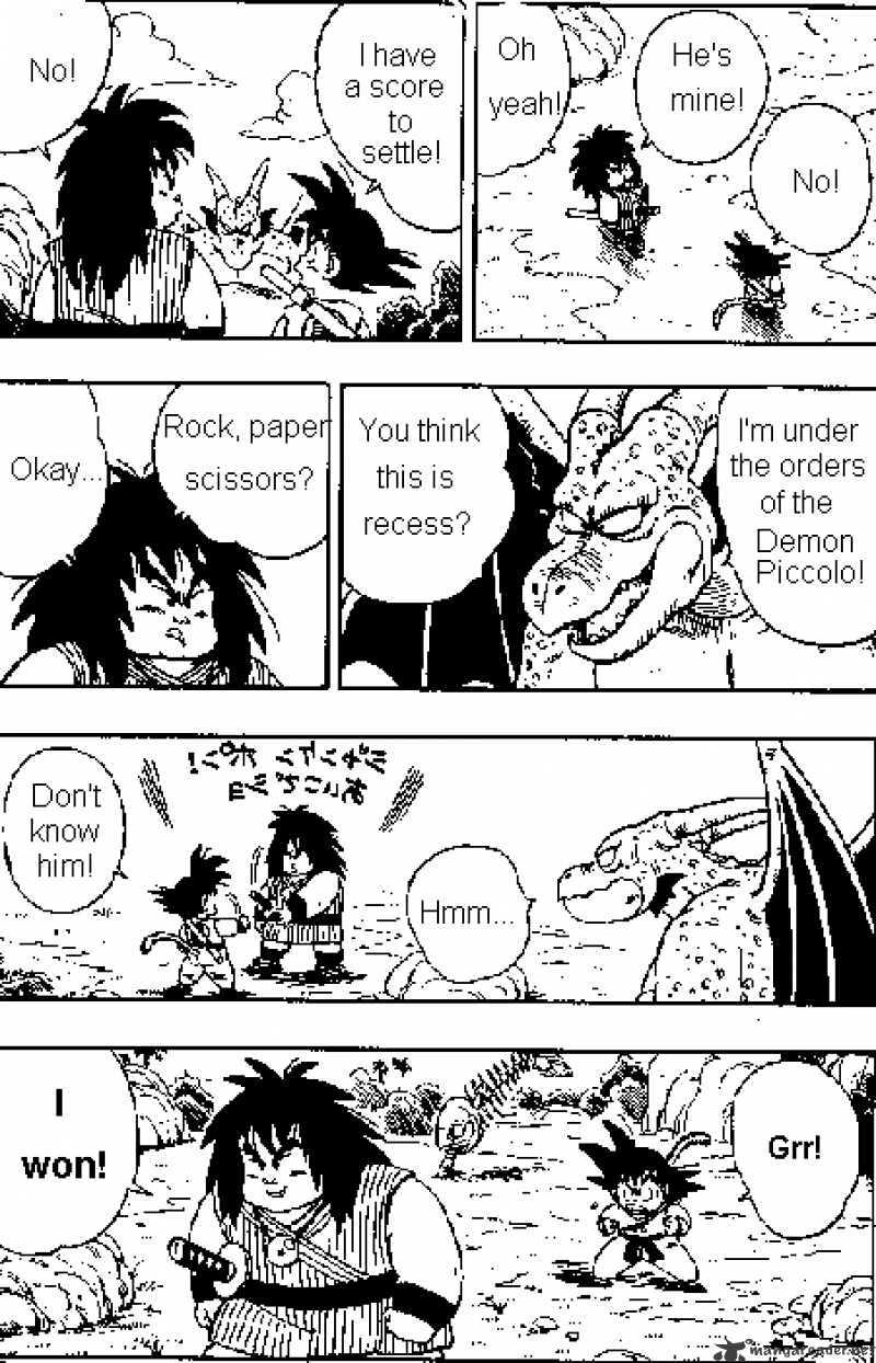 Dragon Ball Chapter 139  Online Free Manga Read Image 5