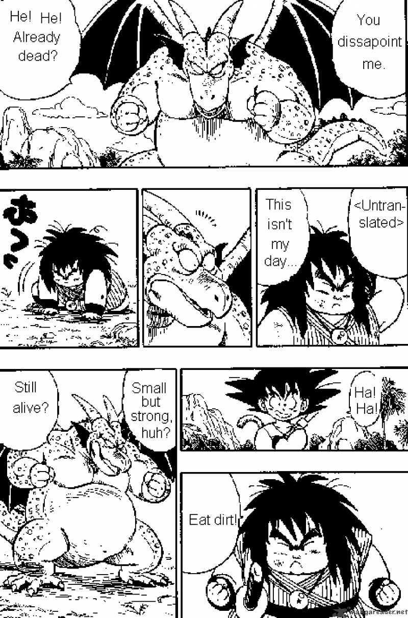 Dragon Ball Chapter 139  Online Free Manga Read Image 8