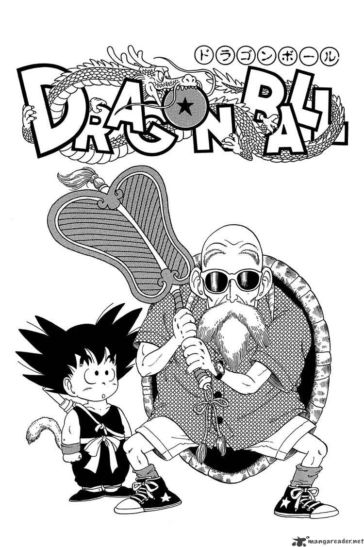 Dragon Ball Chapter 14  Online Free Manga Read Image 17