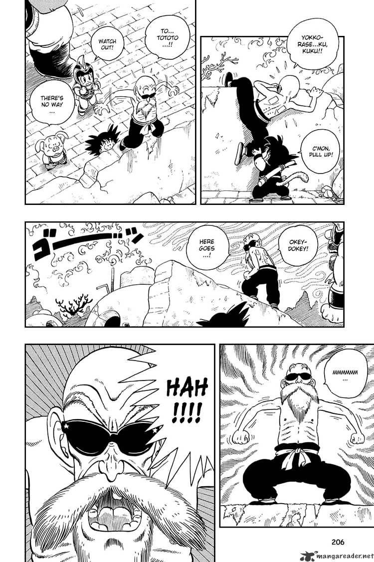 Dragon Ball Chapter 14  Online Free Manga Read Image 7