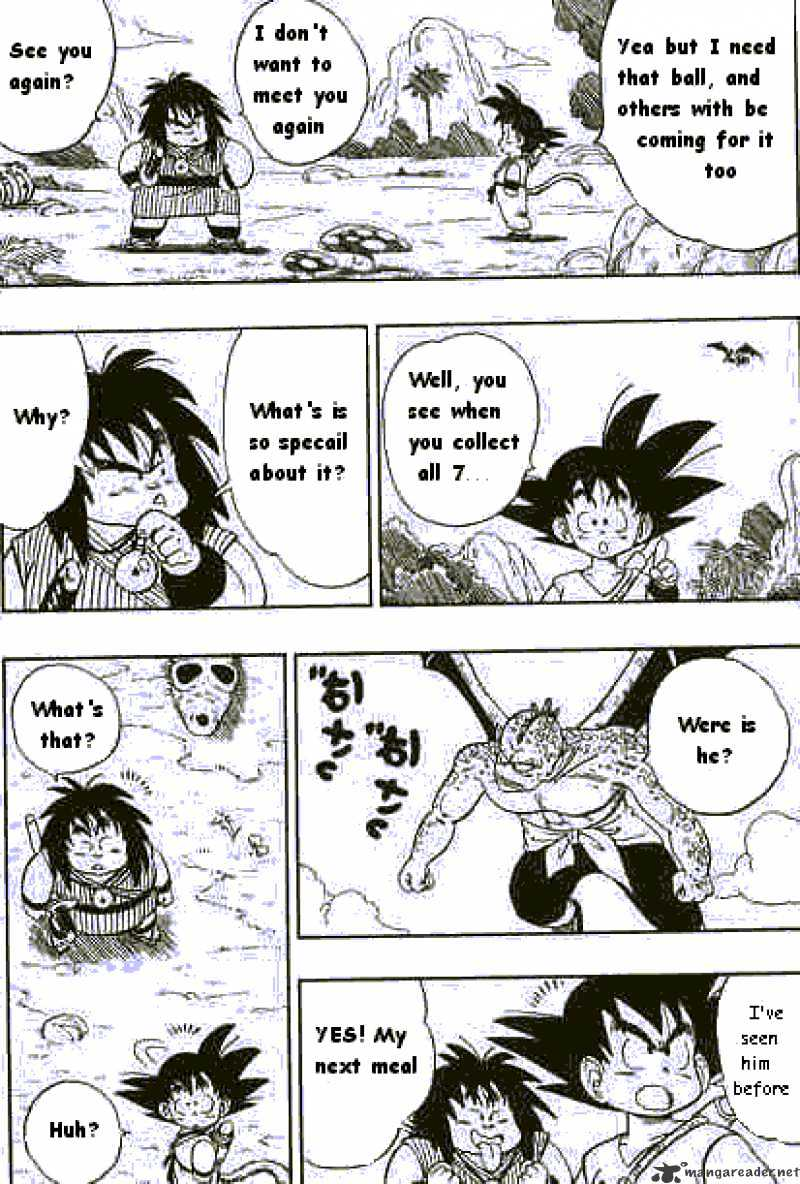 Dragon Ball Chapter 140  Online Free Manga Read Image 13