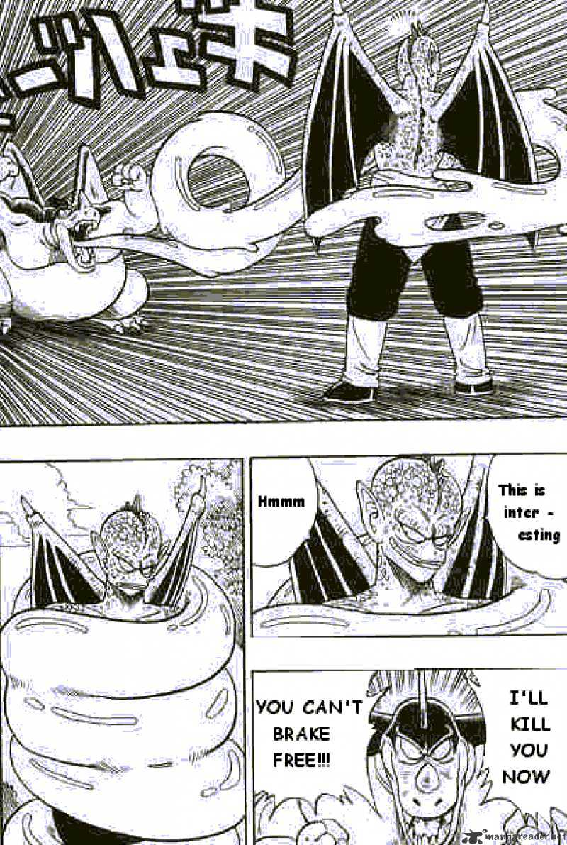 Dragon Ball Chapter 140  Online Free Manga Read Image 6