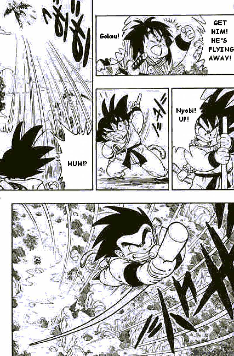 Dragon Ball Chapter 141  Online Free Manga Read Image 11