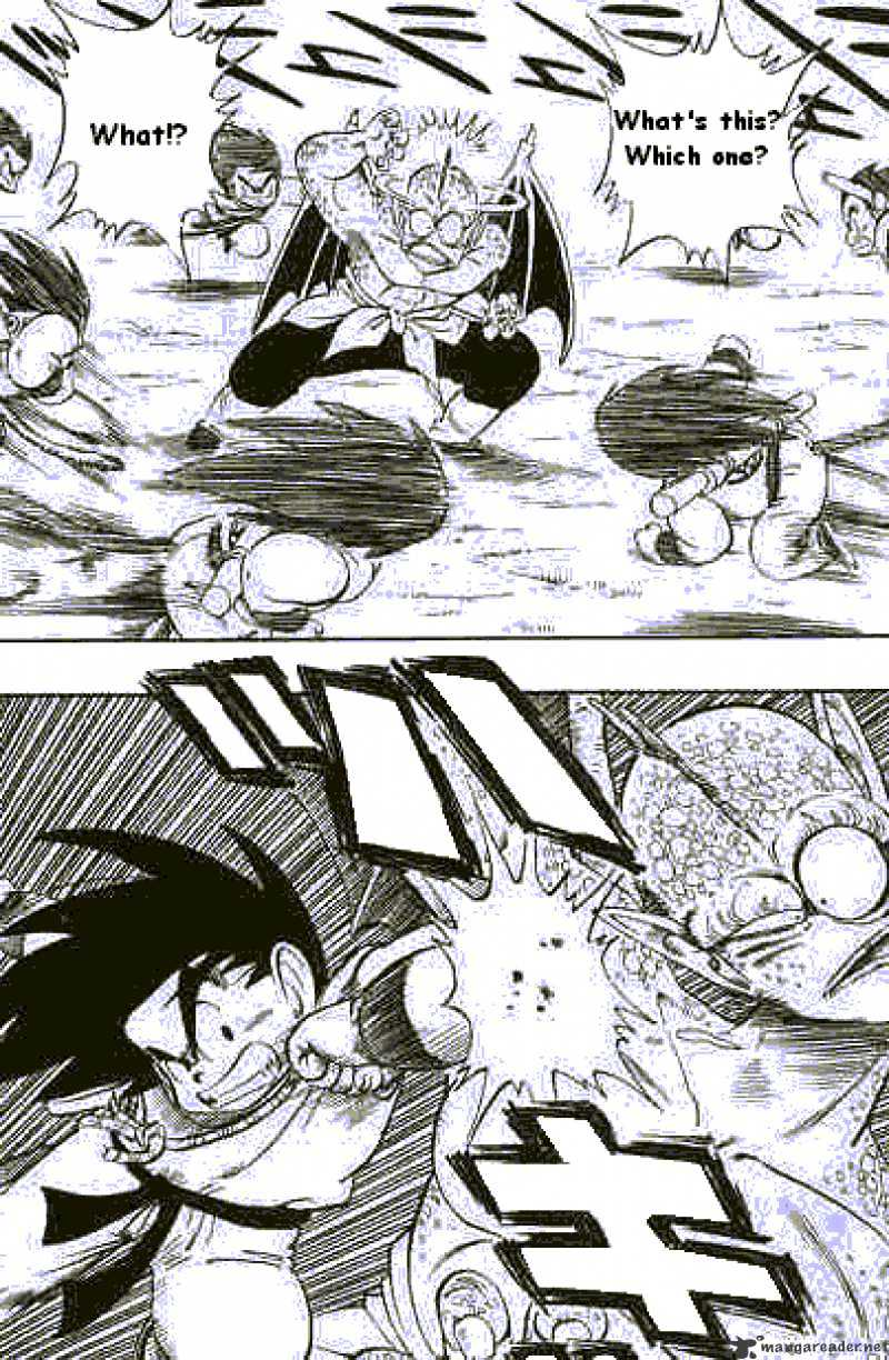 Dragon Ball Chapter 141  Online Free Manga Read Image 4