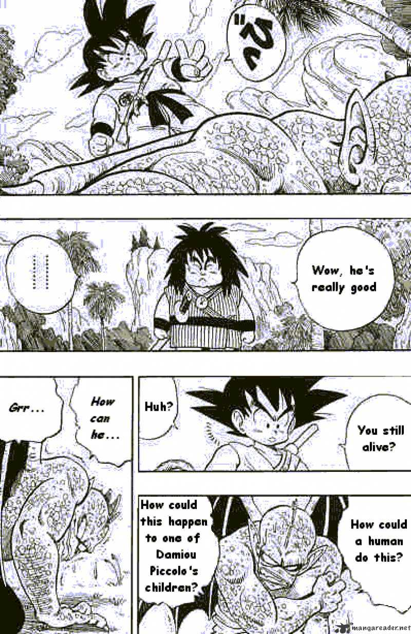 Dragon Ball Chapter 141  Online Free Manga Read Image 8