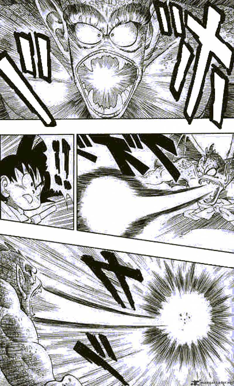 Dragon Ball Chapter 141  Online Free Manga Read Image 9
