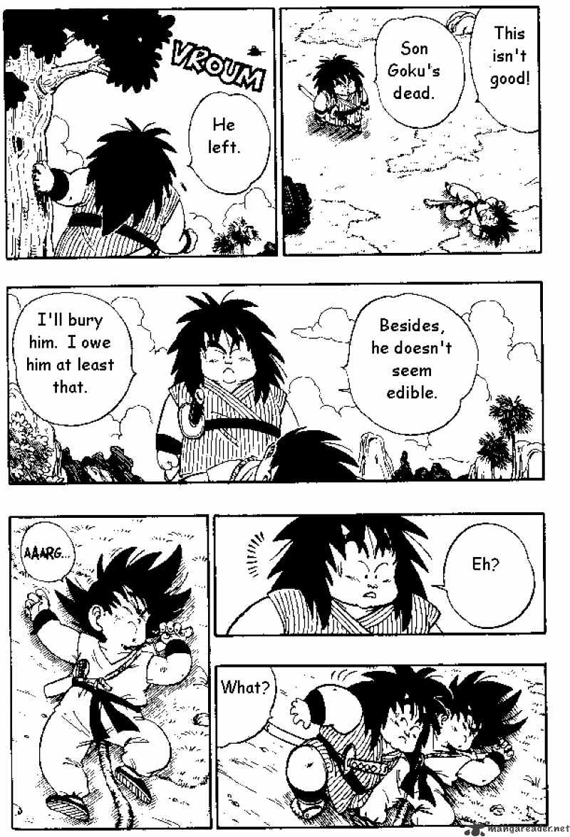 Dragon Ball Chapter 144  Online Free Manga Read Image 10