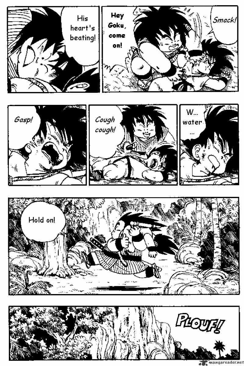 Dragon Ball Chapter 144  Online Free Manga Read Image 11
