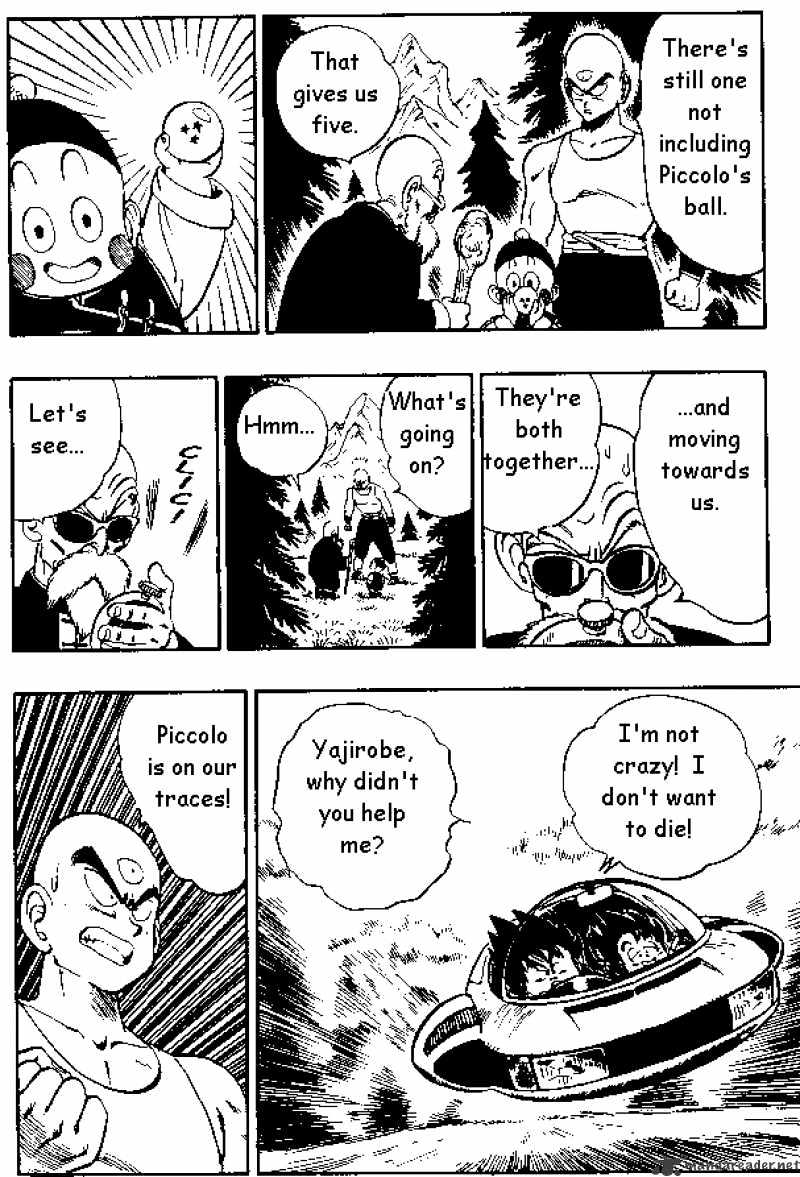 Dragon Ball Chapter 144  Online Free Manga Read Image 14