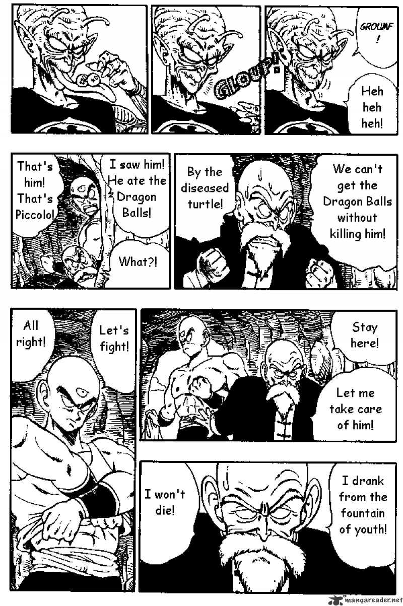 Dragon Ball Chapter 145  Online Free Manga Read Image 10