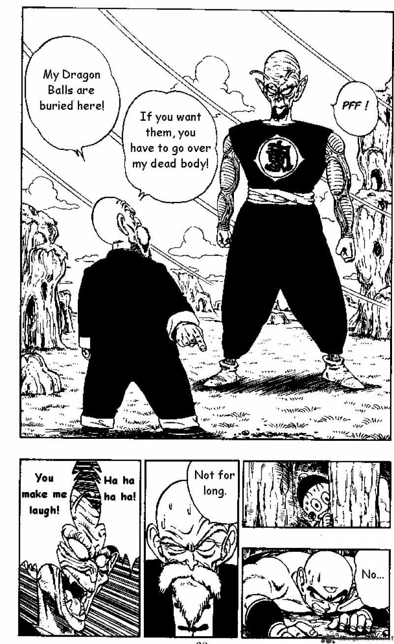 Dragon Ball Chapter 145  Online Free Manga Read Image 14
