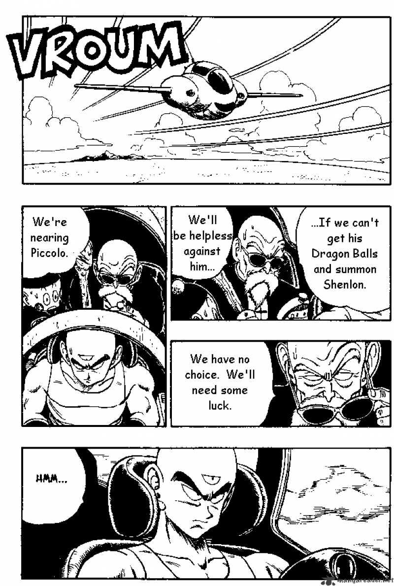 Dragon Ball Chapter 145  Online Free Manga Read Image 2