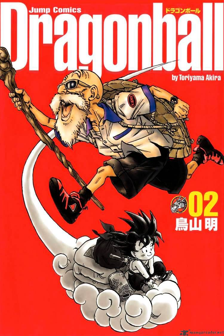 Dragon Ball Chapter 15  Online Free Manga Read Image 1