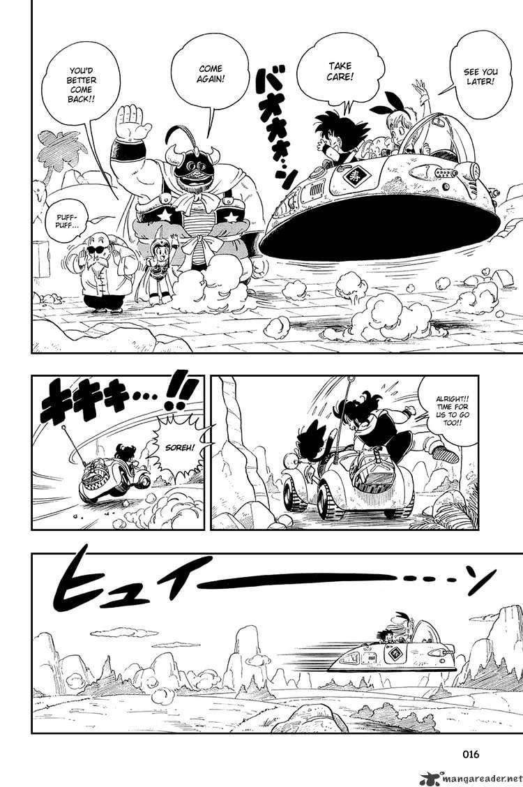 Dragon Ball Chapter 15  Online Free Manga Read Image 18
