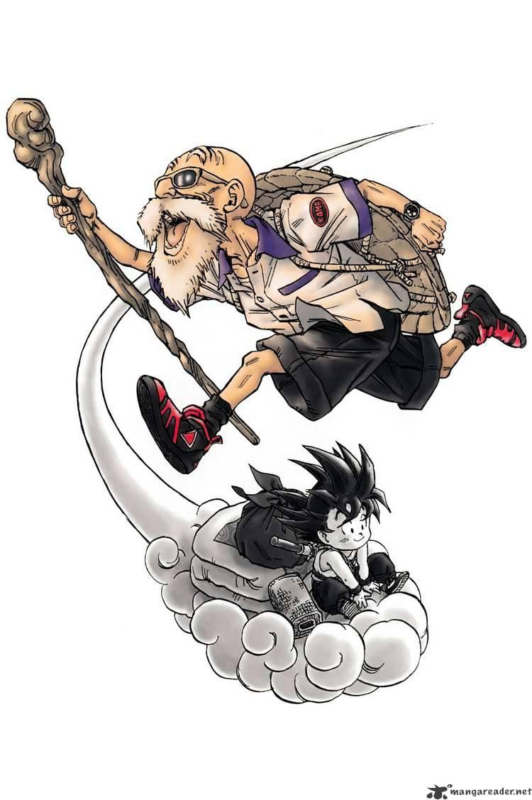 Dragon Ball Chapter 15  Online Free Manga Read Image 2