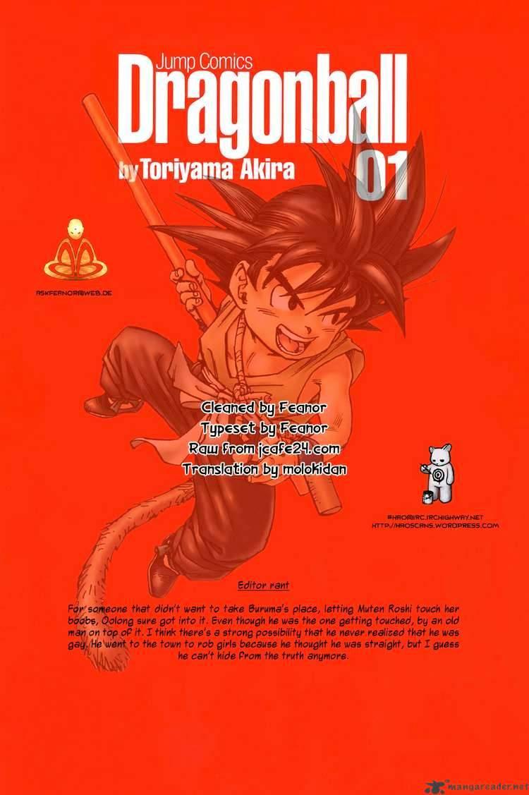 Dragon Ball Chapter 15  Online Free Manga Read Image 20