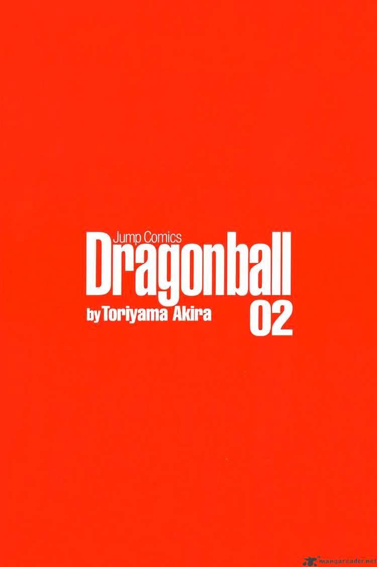 Dragon Ball Chapter 15  Online Free Manga Read Image 3