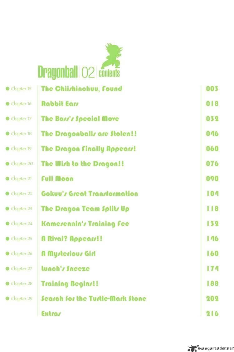 Dragon Ball Chapter 15  Online Free Manga Read Image 4