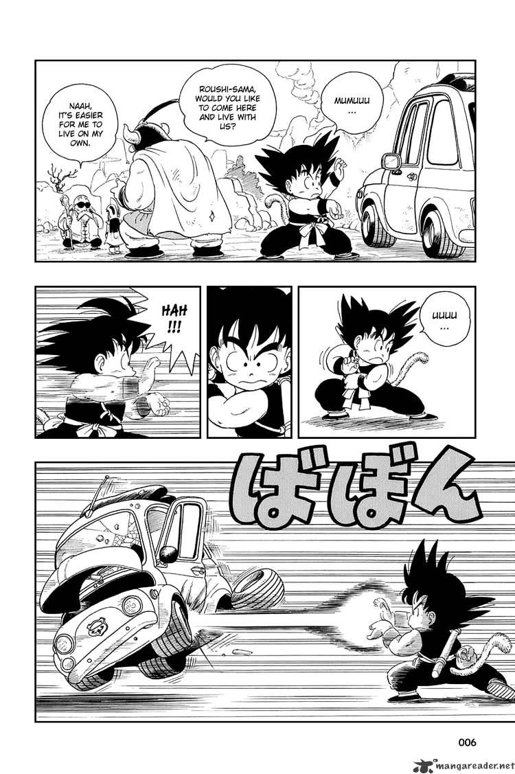 Dragon Ball Chapter 15  Online Free Manga Read Image 8