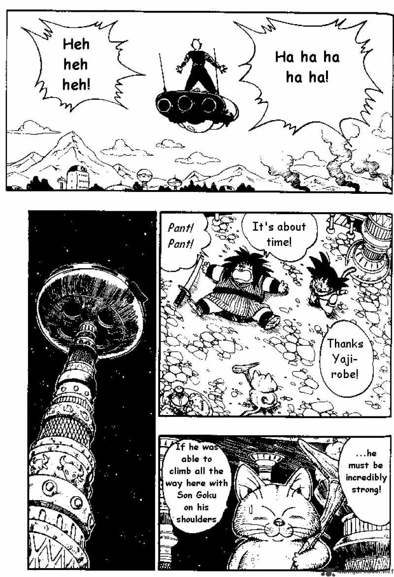 Dragon Ball Chapter 150  Online Free Manga Read Image 9