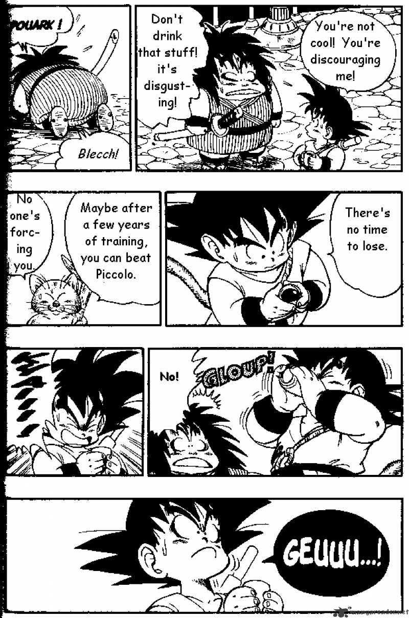 Dragon Ball Chapter 151  Online Free Manga Read Image 7