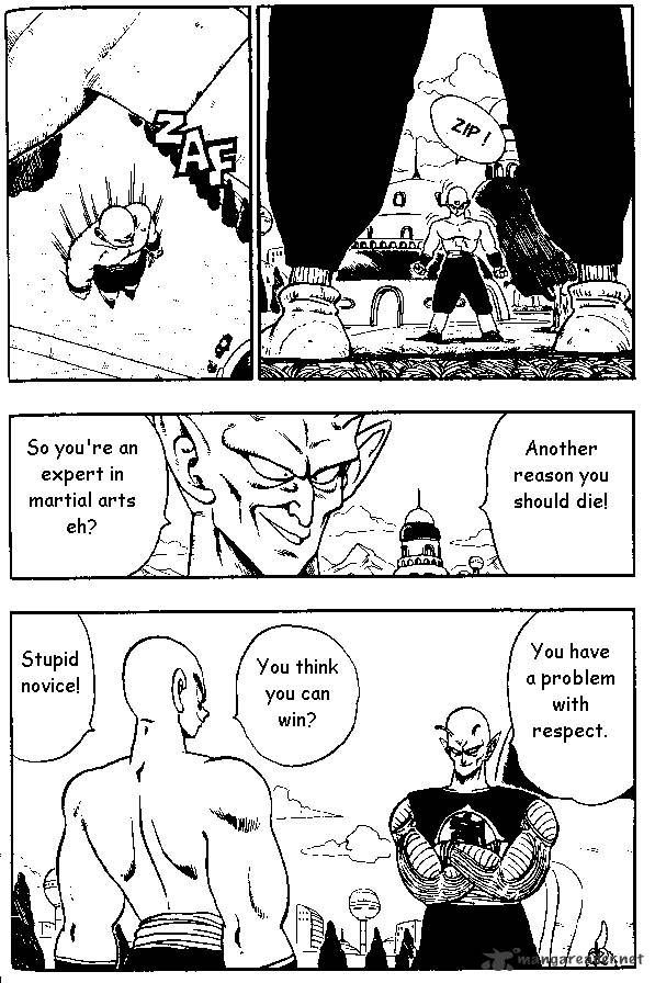Dragon Ball Chapter 153  Online Free Manga Read Image 11