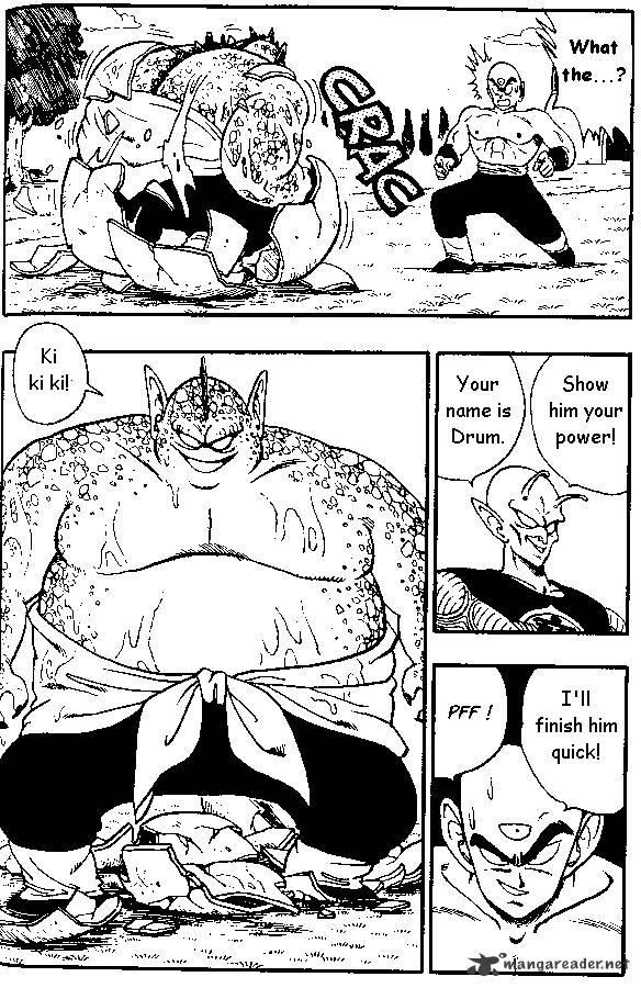 Dragon Ball Chapter 153  Online Free Manga Read Image 13