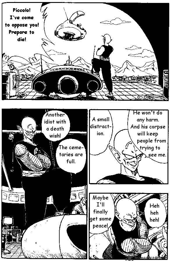 Dragon Ball Chapter 153  Online Free Manga Read Image 7