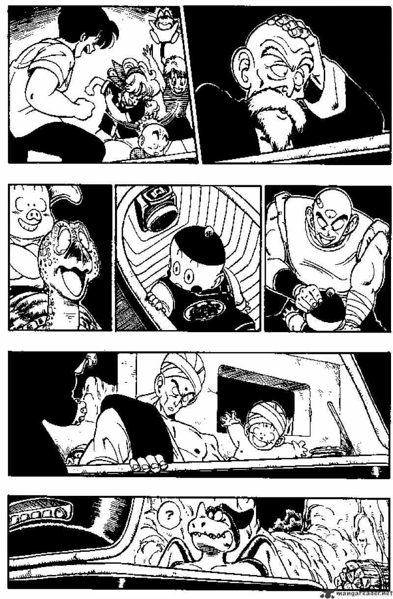 Dragon Ball Chapter 165  Online Free Manga Read Image 10